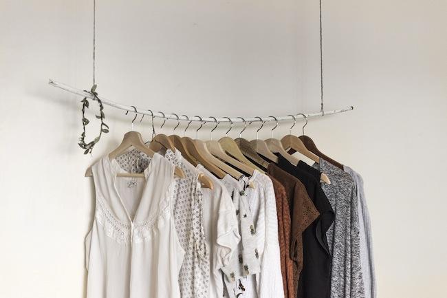 Capsule wardrobe + me
